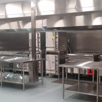 corporate kitchen