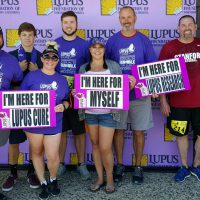 Drumbeat to a lupus cure 5k