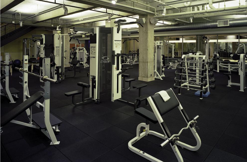 Equinox Fitness Club, San Mateo – 04