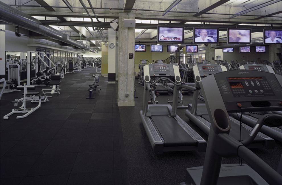 Equinox Fitness Club, San Mateo – 05