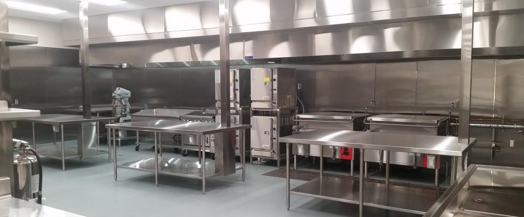corporate kitchen