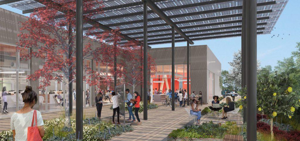 380 Pastoria, zero net energy building