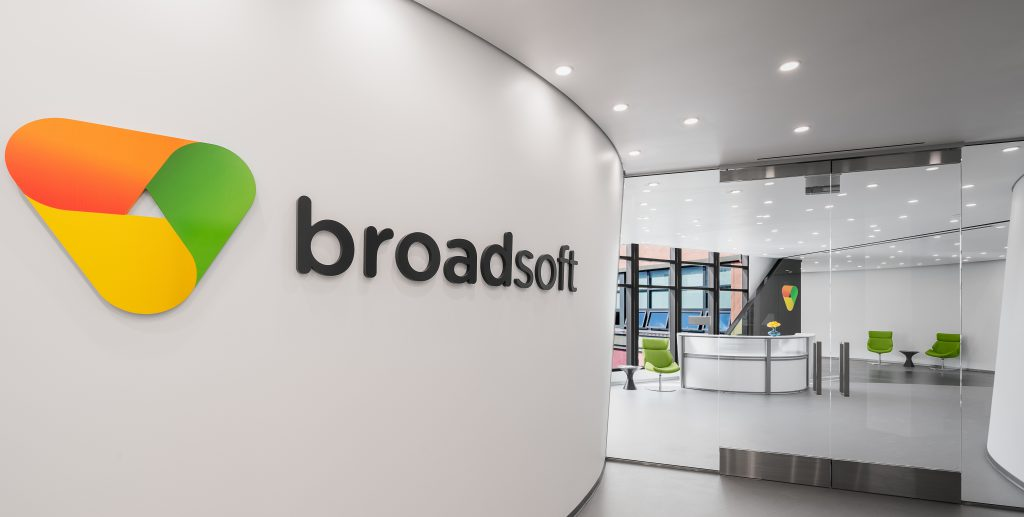 Broadsoft at Santana Row