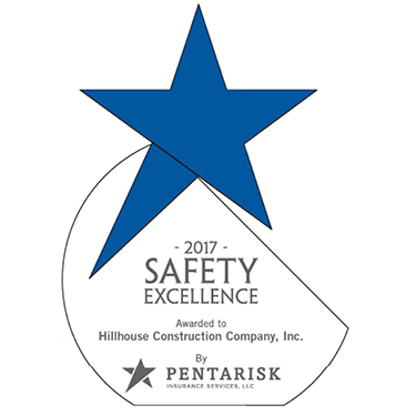 Pentarisk Insurance Services Safety Award
